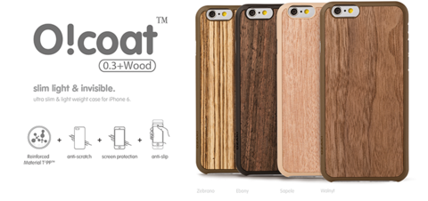 Обзор Ozaki O!coat 0.3+ Wood