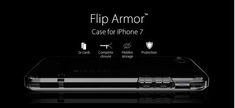 Обзор Sgp Spigen Case Flip Armor