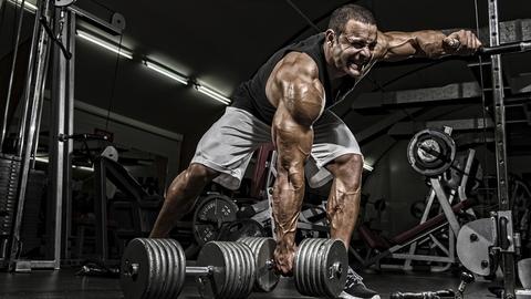 Тренировочный комплекс для увеличения мышечной массы