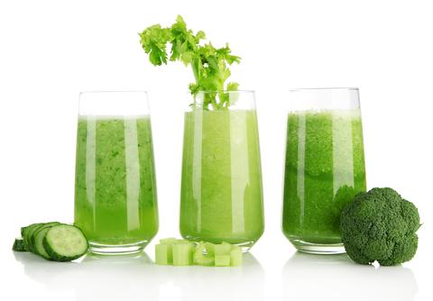 Зеленые соки и смузи - почему они так полезны?