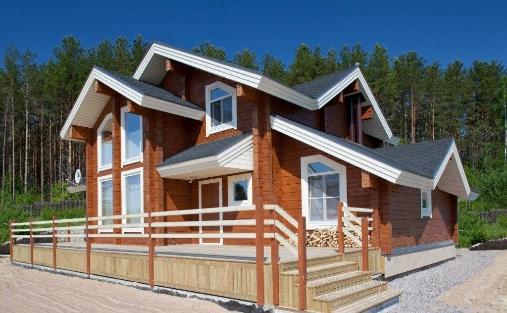 Проект дома 220 кв.м