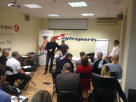 25 и 26 ноября в Москве прошли семинары Хейко ван Влита