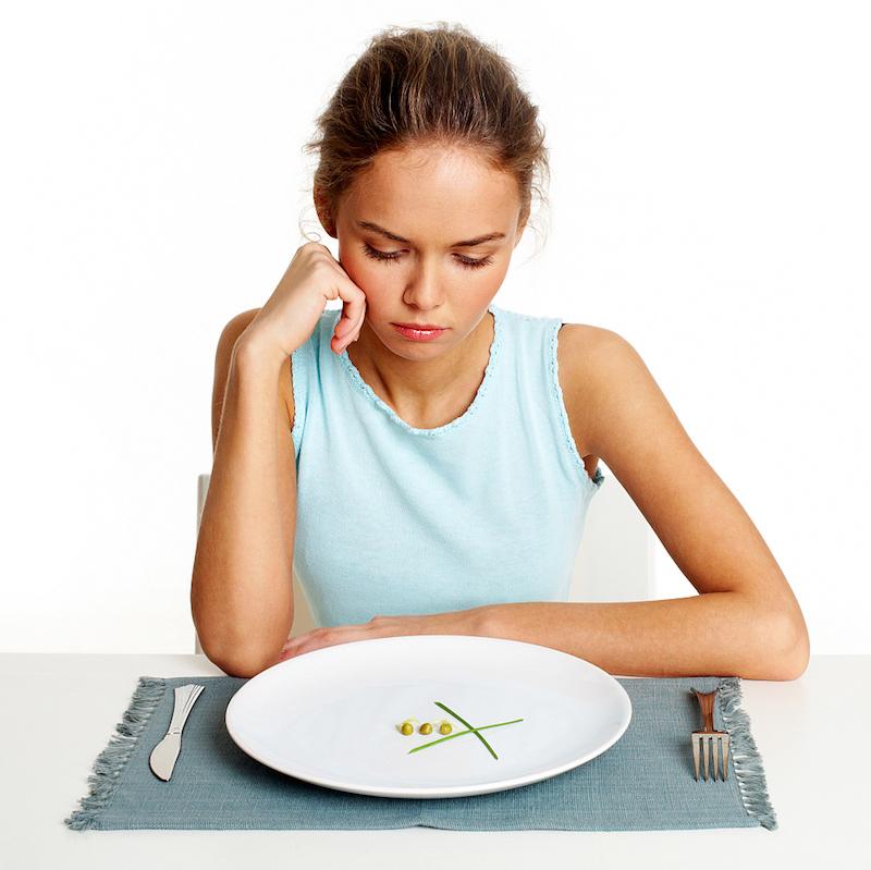 Ешь меньше, чтобы не голодать