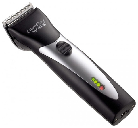Отзыв на Машинку для стрижки волос Moser ChromStyle