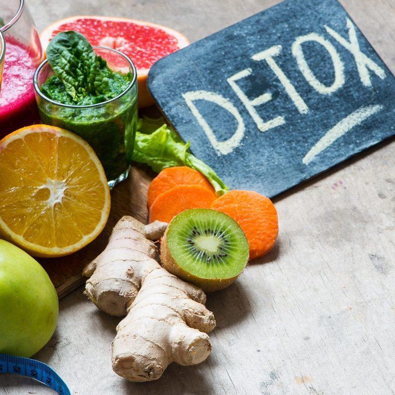 7 способов для ежедневной детоксикации