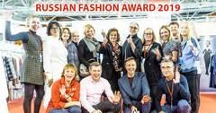Бренд Rusangora получил премию «Мода России» - Russian Fashion Award.