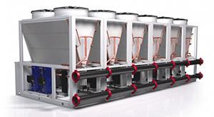 Итальянская Thermocold наладила производство модульных чиллеров DOMINO XEA II