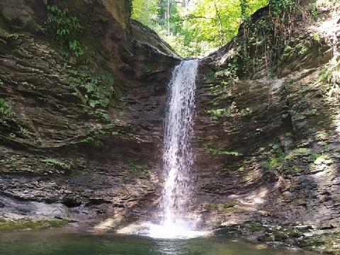 Однодневный поход на Ажекские Водопады г. Сочи