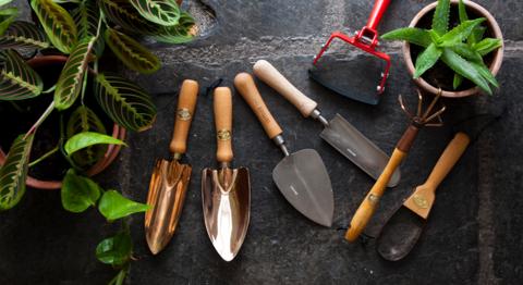 Выбери свой садовый инструмент