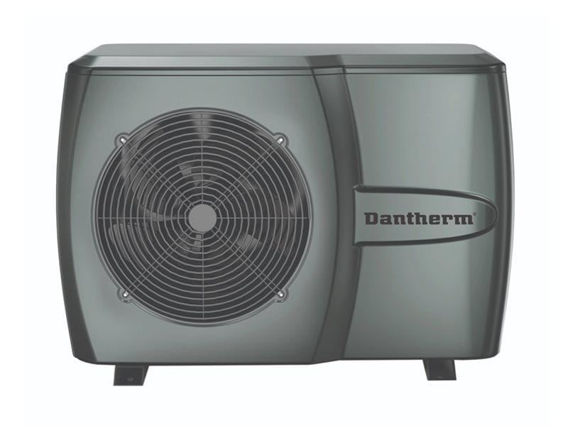 Dantherm предлагает оборудование водоподогрева бассейнов