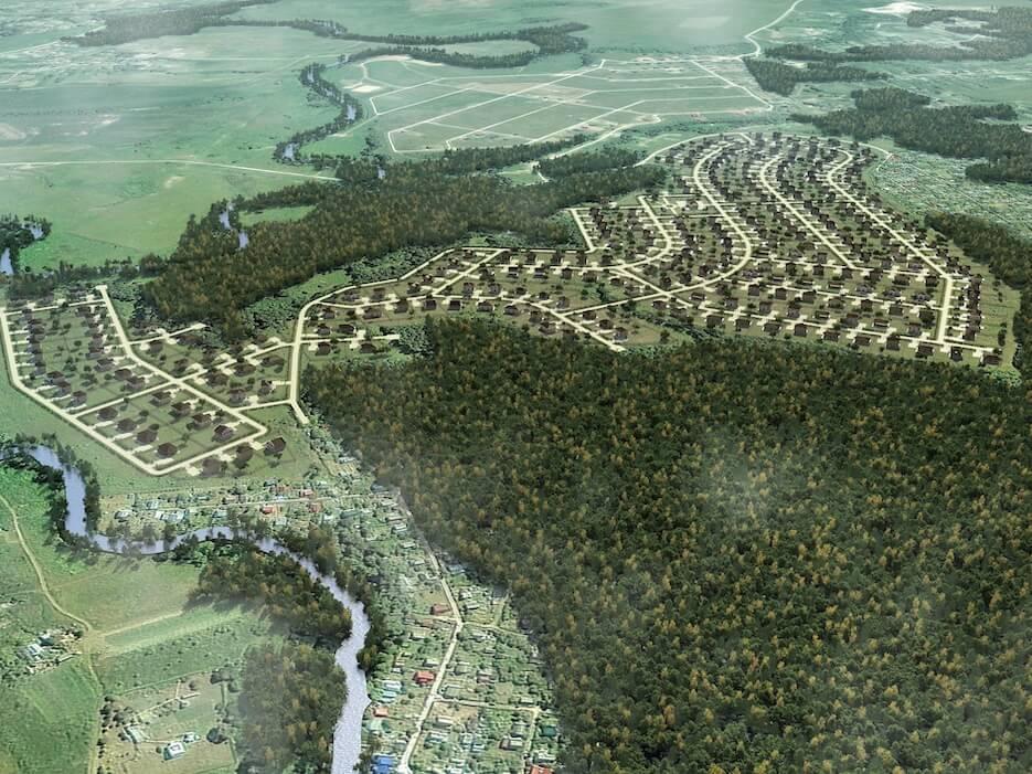 Выбираете коттеджный поселок недалеко от Москвы?