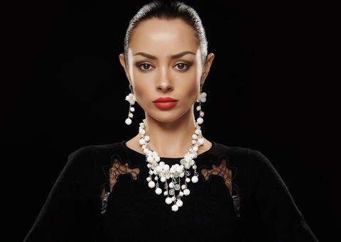 Украшения «MARI JOO», новая дизайнерская коллекция известного бренда.