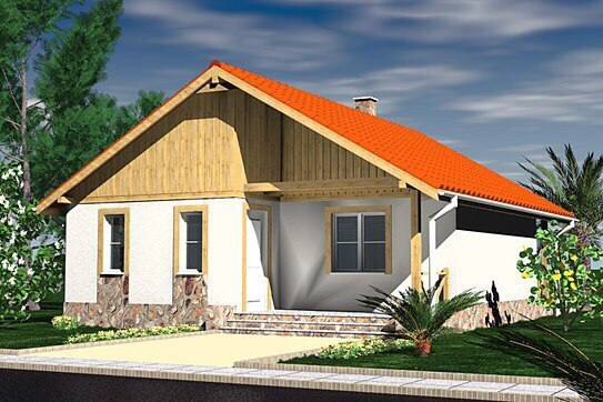 Проект семейного дома