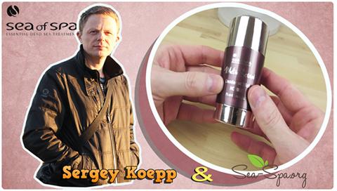 ВИДЕО Обзор самого популярного дезодоранта для мужчин от Sea of SPA. Защита от запаха пота на целый день. Мужское мнение.