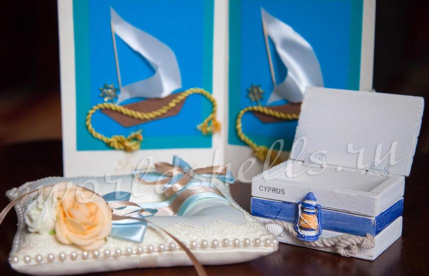Морская Свадьба. Идеи оформления свадьбы в морском стиле.