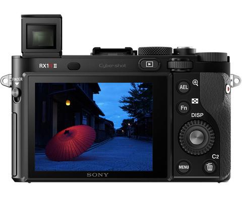 новый 42.4 сенсор от Sony RX1R II