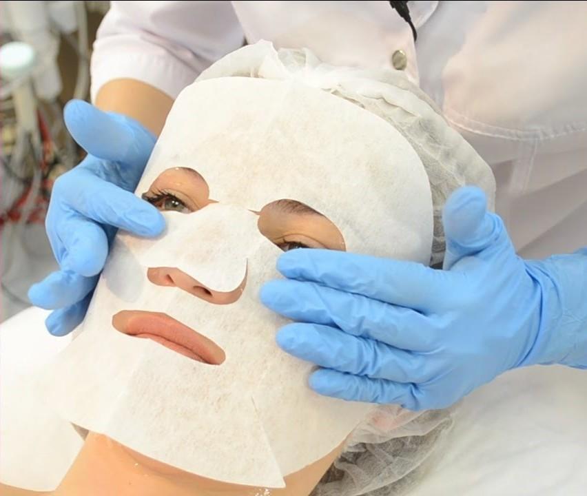 Карбокси маски -  шаг к красоте и молодости кожи.