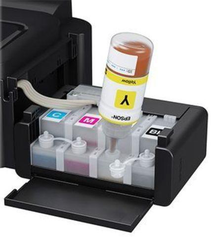 Заправка фабрики печати от Epson