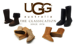 Как произошли UGG Australia ?