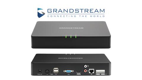 Grandstream GVR3552 - Сетевой IP видеорегистратор для малого и среднего бизнеса.