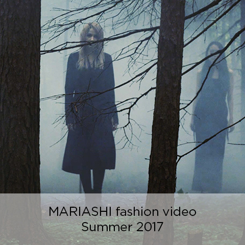 MARIASHI fashion video Summer 2017 preview by super team