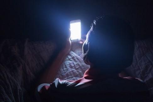 Глазной инсульт - из-за смартфона