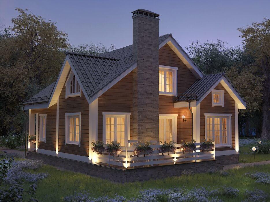 Каталог проектов домов расширяется