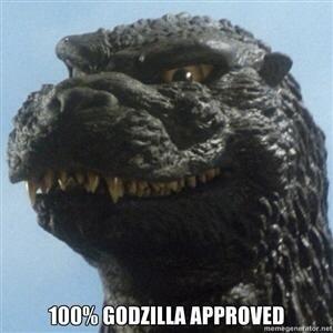Пополнение от Kaiju!