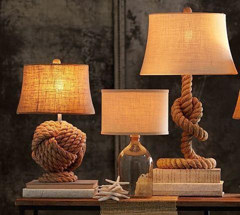 Осветительные приборы как помощь в дополнении интерьера