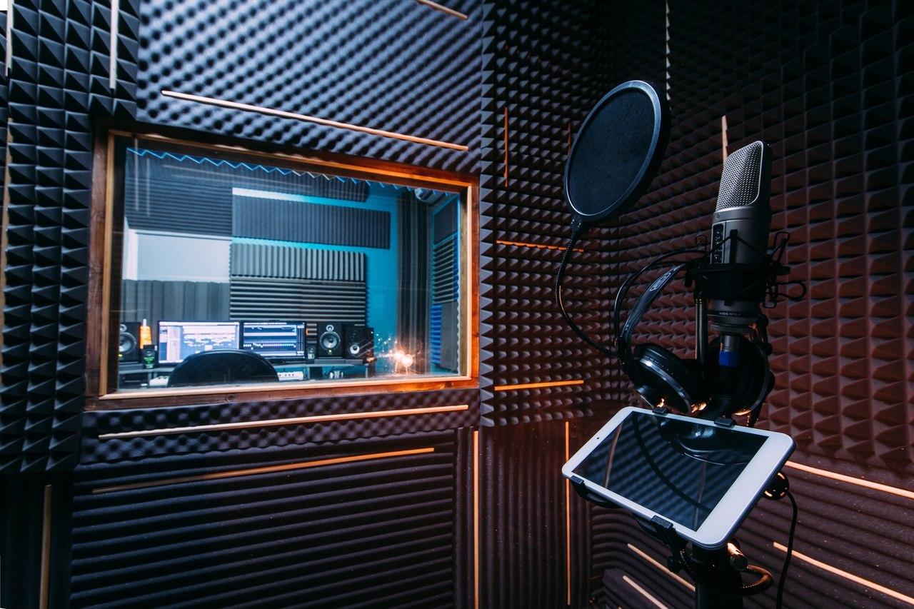 Акустические материалы для студий звукозаписи