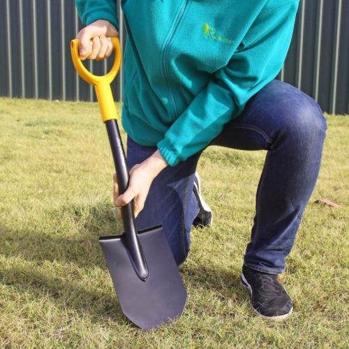 Популярная лопата для поисковика