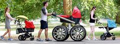 Сколько колясок должно быть у ребенка?