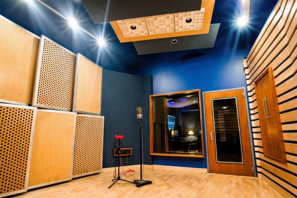 Звукоизоляция музыкальных студий с помощью акустического поролона
