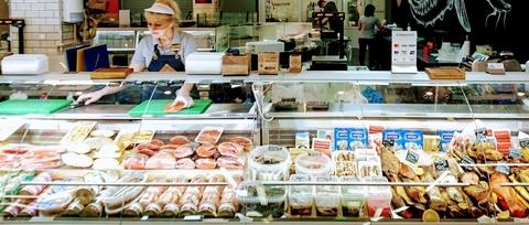 Регулярные поставки в рыбные лавки и магазины