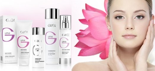 GIGI Lotus Beauty - гипоаллергенная серия для гиперчувствительной, обезвоженной и зрелой кожи всех типов