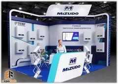Продукция MIZUDO на  выставке Aqua-Therm Moscow 12-15 февраля 2019