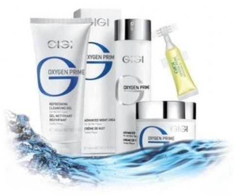 GIGI Oxygen Prime - 100% омолаживающая терапия (передовые технологии для ревитализации и ремоделирования кожи)