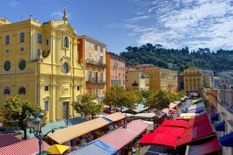 Блошиные рынки Средиземноморья