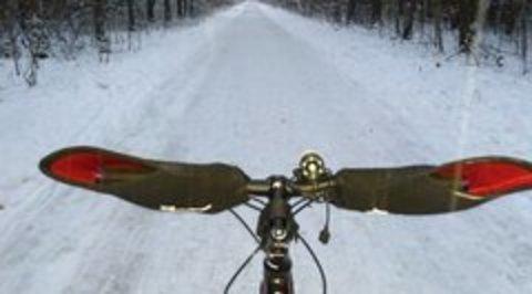 Почему мерзнут руки при езде на велосипеде