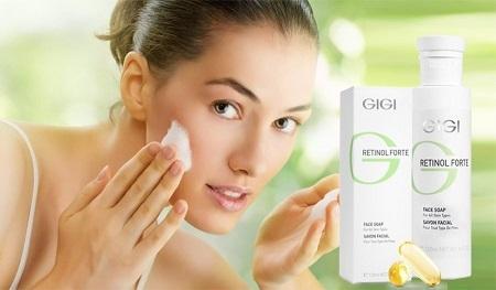GIGI Retinol Forte - новое поколение омолаживающей, отбеливающей и противовоспалительной космецевтики