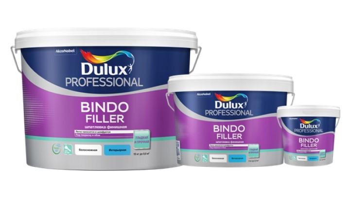 Новинка в линейке Dulux Bindo Professional
