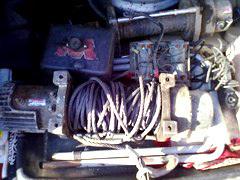Утилизация старых автомобильных лебедок