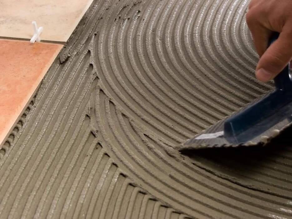 Как правильно работать с усиленным плиточным клеем ОСНОВИТ МАСТПЛИКС АС12 H