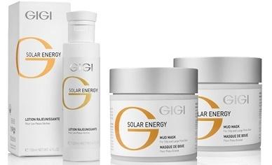 GIGI Solar Energy - Ихтиоловая серия для жирной пористой и проблемной кожи