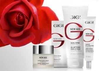 GIGI New Age - линия для зрелой кожи женщин после 35-40 лет