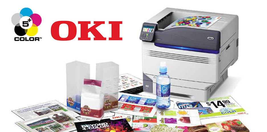 Беспрецедентное снижение цена на 5-ти тонерные принтеры OKI