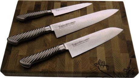Правила ухода за ножами Тоджиро
