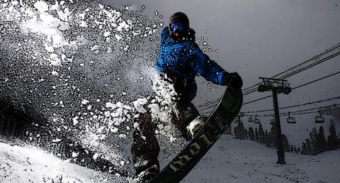 Интересные факты о сноубординге