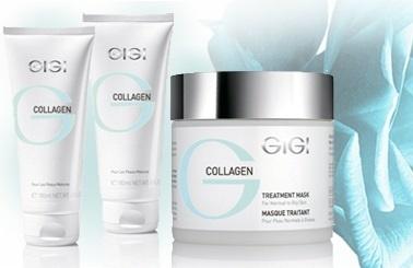 GIGI Collagen Elastin - линия для сухой, обезвоженной и дряблой кожи