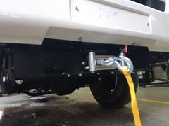 Кронштейн для установки автомобильной лебедки на КАМАЗ